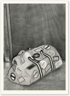 Erica Donovan, Winner's Bag (2011), screen print on paper, edition of 10, 70x50cm